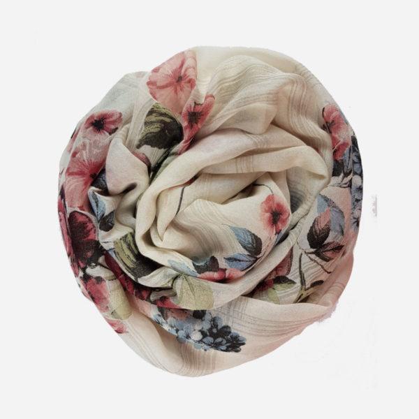 foulard in bamboo