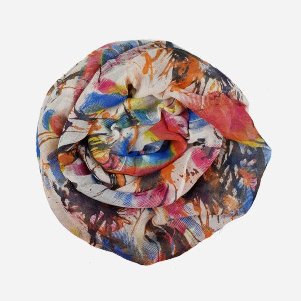 foulard bamboo style