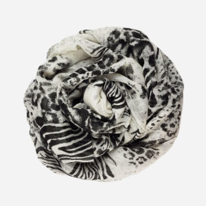 foulard animalier